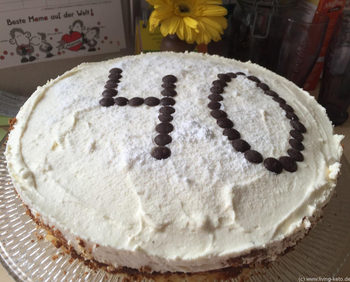 Sahne-Mascarpone-Torte