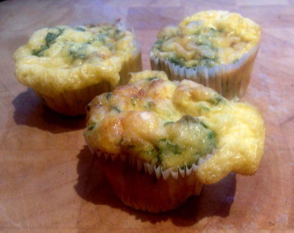 Eier-Schinken-Muffins