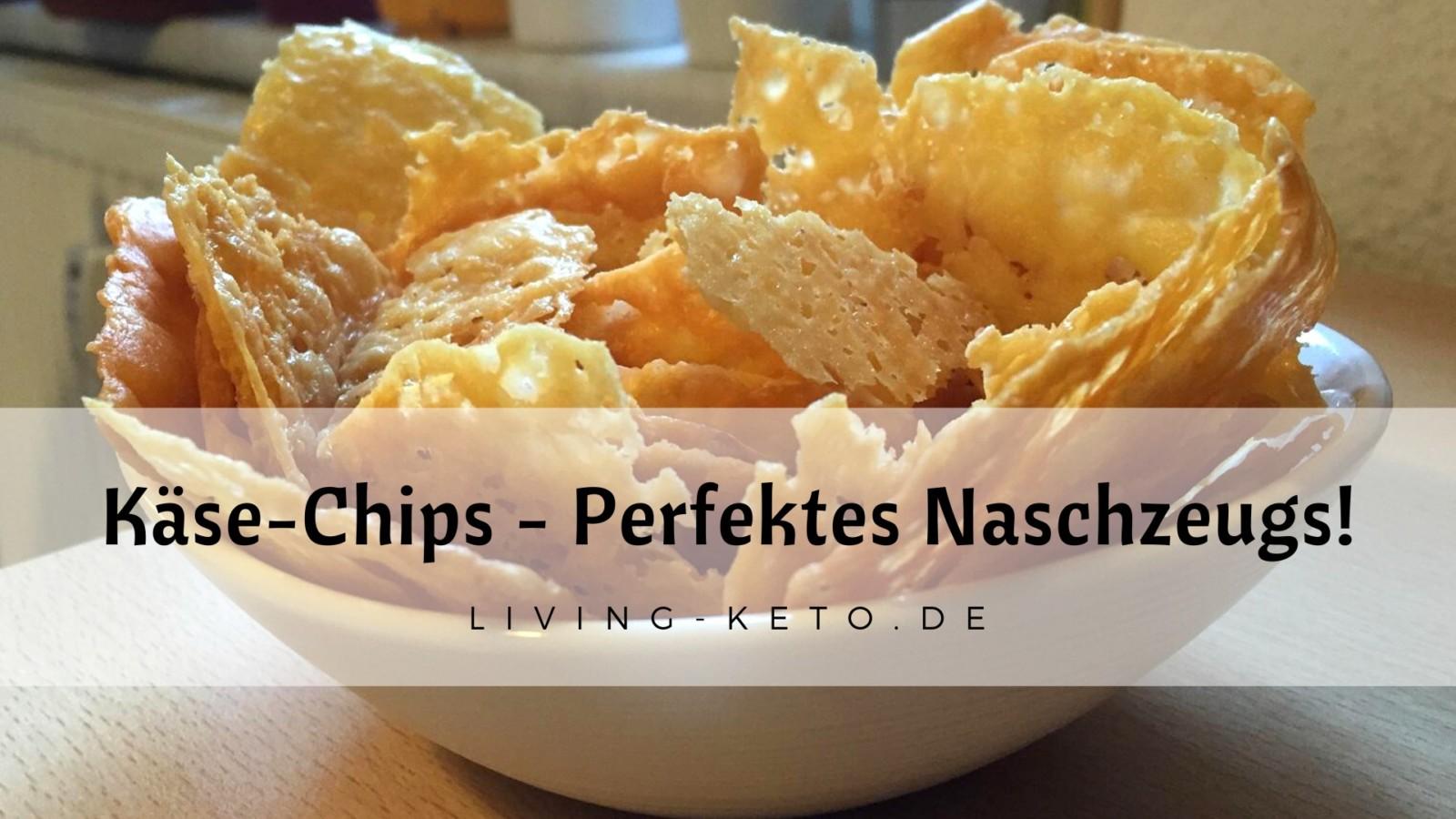 Käse-Chips – Perfektes Naschzeugs!
