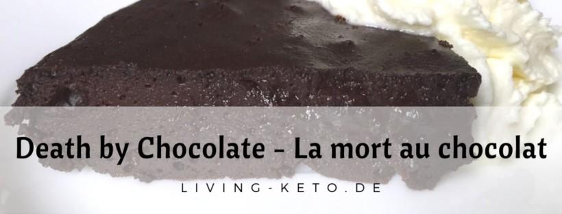 Death by Chocolate - La mort au chocolat