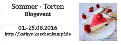 Sommer-Torten-Blogevent
