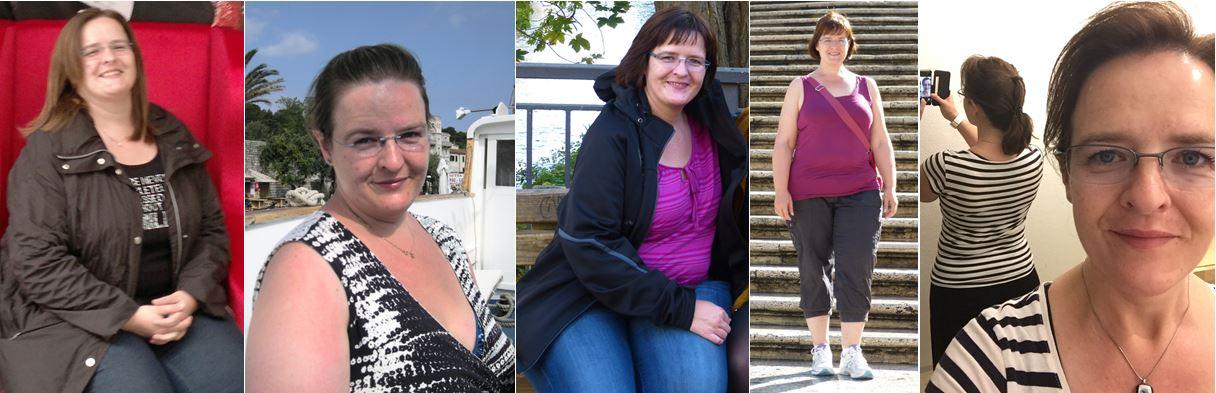 44kg weniger – Wie schlank ich mich selbst sehe