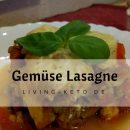 Gemüse-Lasagne aus dem Slow Cooker