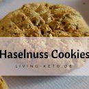 Haselnuss-Cookies