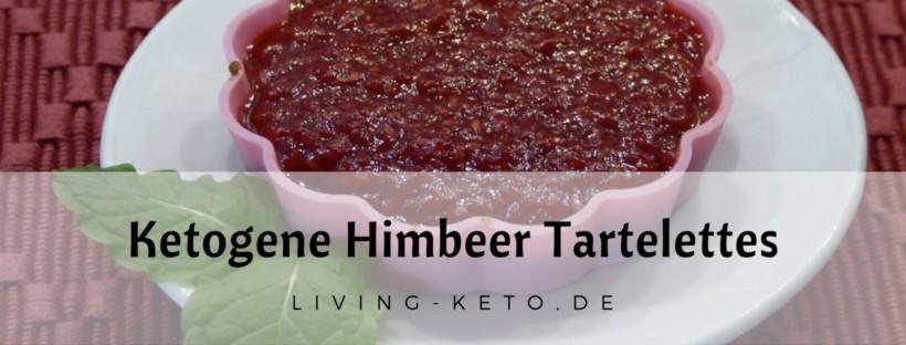 Ketogene Himbeer Tartelettes