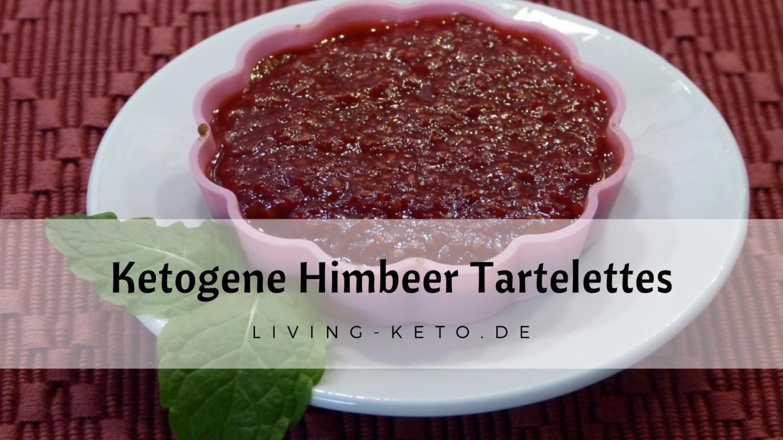 Himbeer-Tartelettes – ketogen