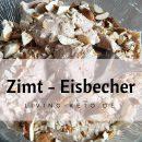 Zimt-Eisbecher