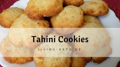 Tahini Cookies by Ela