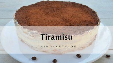 Keto – Tiramisu