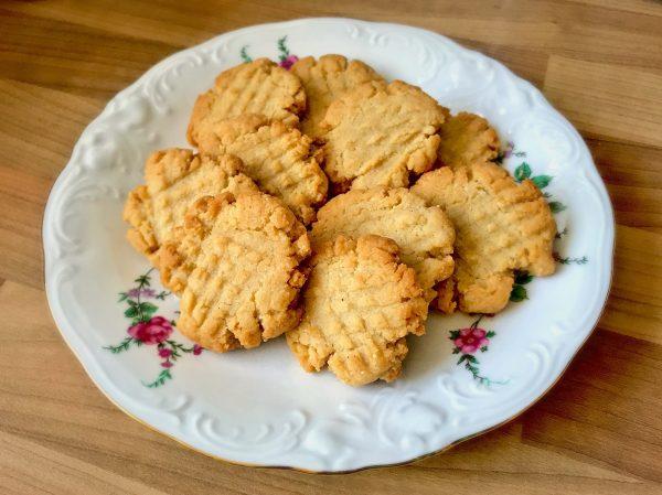 Mandel-Kokosmus-Kekse