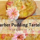 Rhabarber-Pudding-Tartelettes