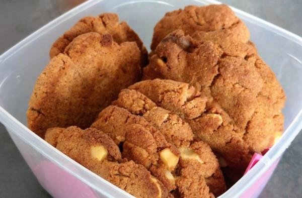 Macadamia - White Chocolate - Cookies