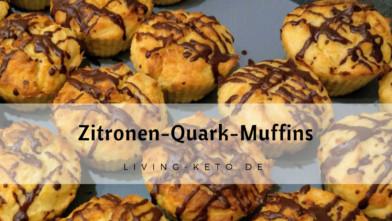 Zitronen-Quark-Muffins