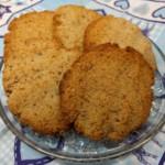 Kulche Badami - Afghanische Mandel-Cookies