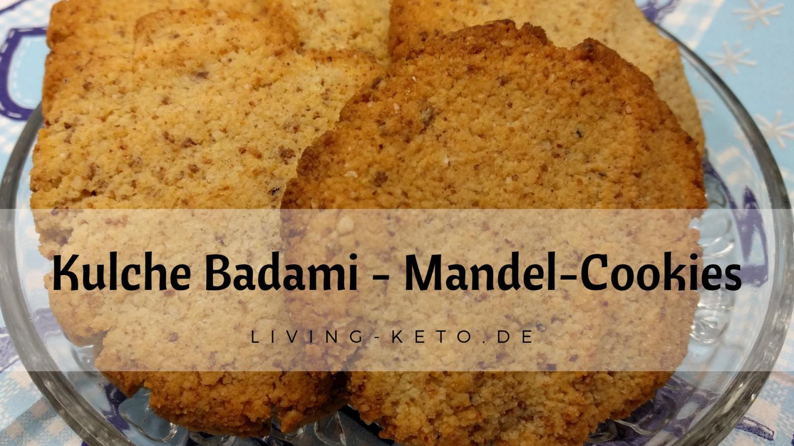 Kulche Badami – Afghanische Mandel-Cookies