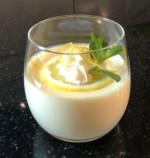 Luftiges Zitronen-Mascarpone-Mousse