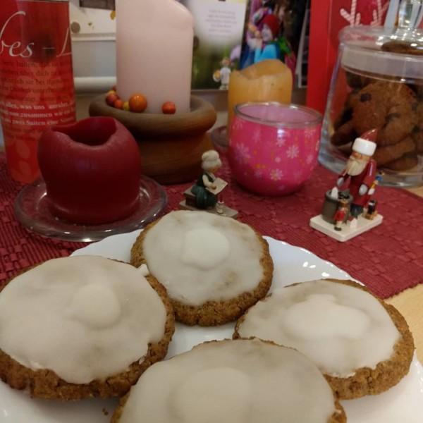 Ketogene Zitronen-Cookies