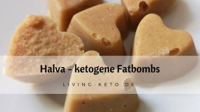 Halva – klassische ketogene Halva Variante