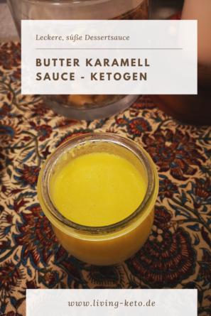 Butter Karamell Sirup