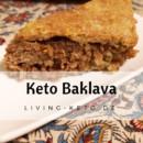 Keto Baklava - Low Carb und glutenfrei